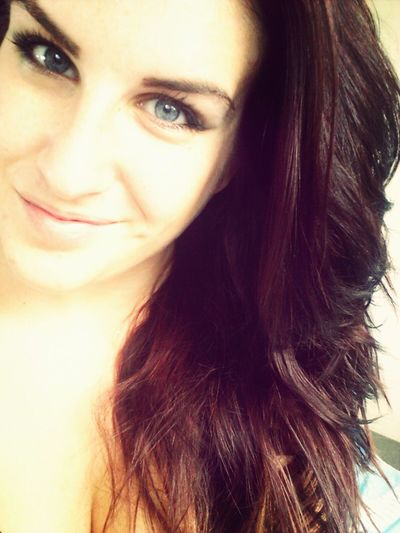 Todays Hot Look Smile :) Redhead