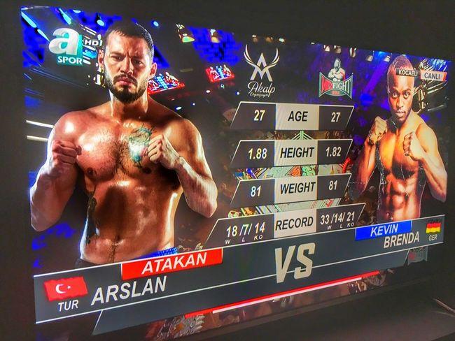 Mixfight Avatar Boks Box Night