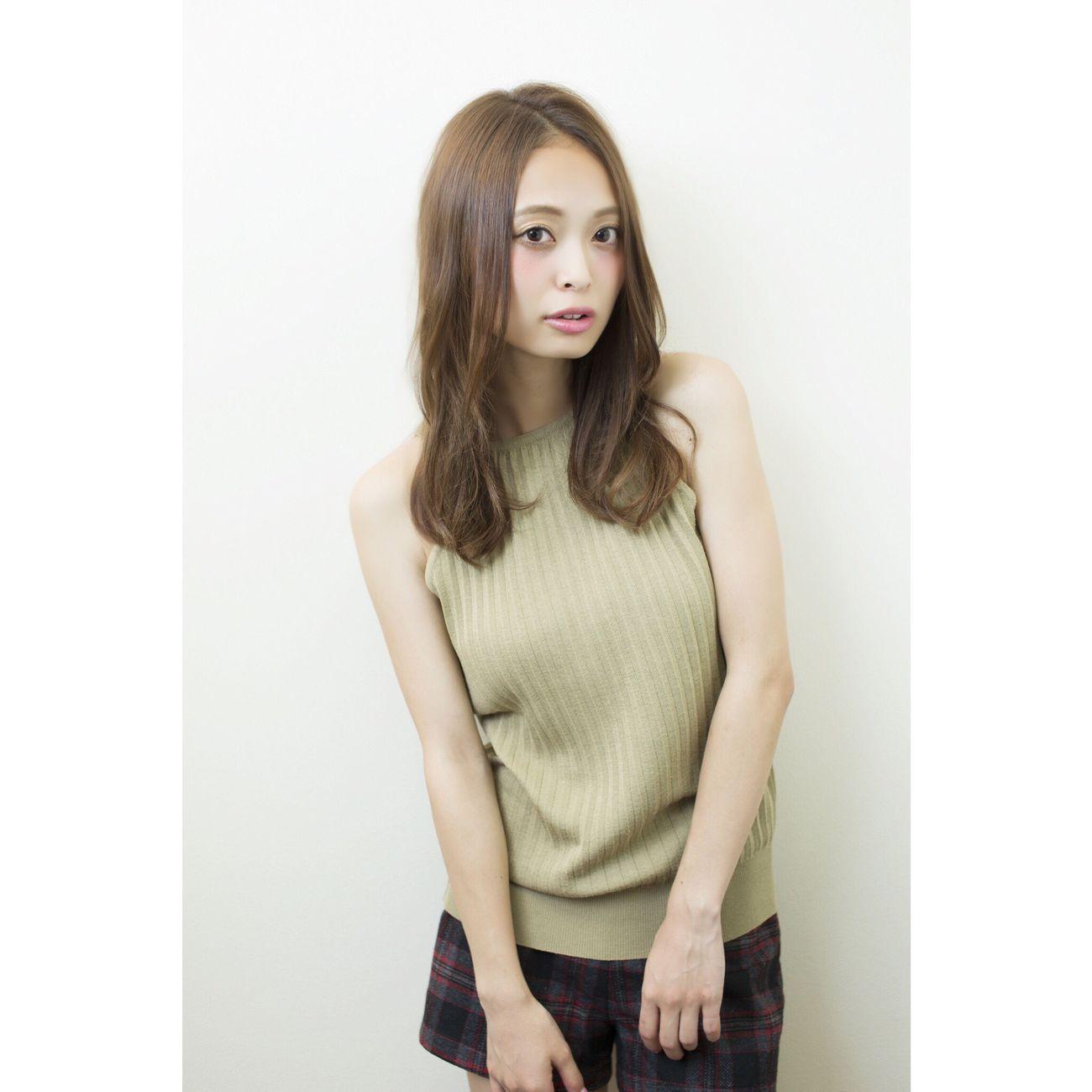 Hair Beauty Beauty Of Nature Beauty Girl Japan Japanese Girl Kokubutoshinobu Hairstyle 箕面 サロンモデル 美容室