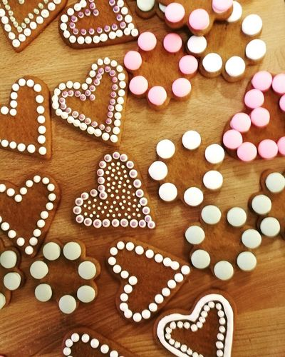 Food Gingerbread Sweet Food Christmas Candy Decorated Food First Eyeem Photo