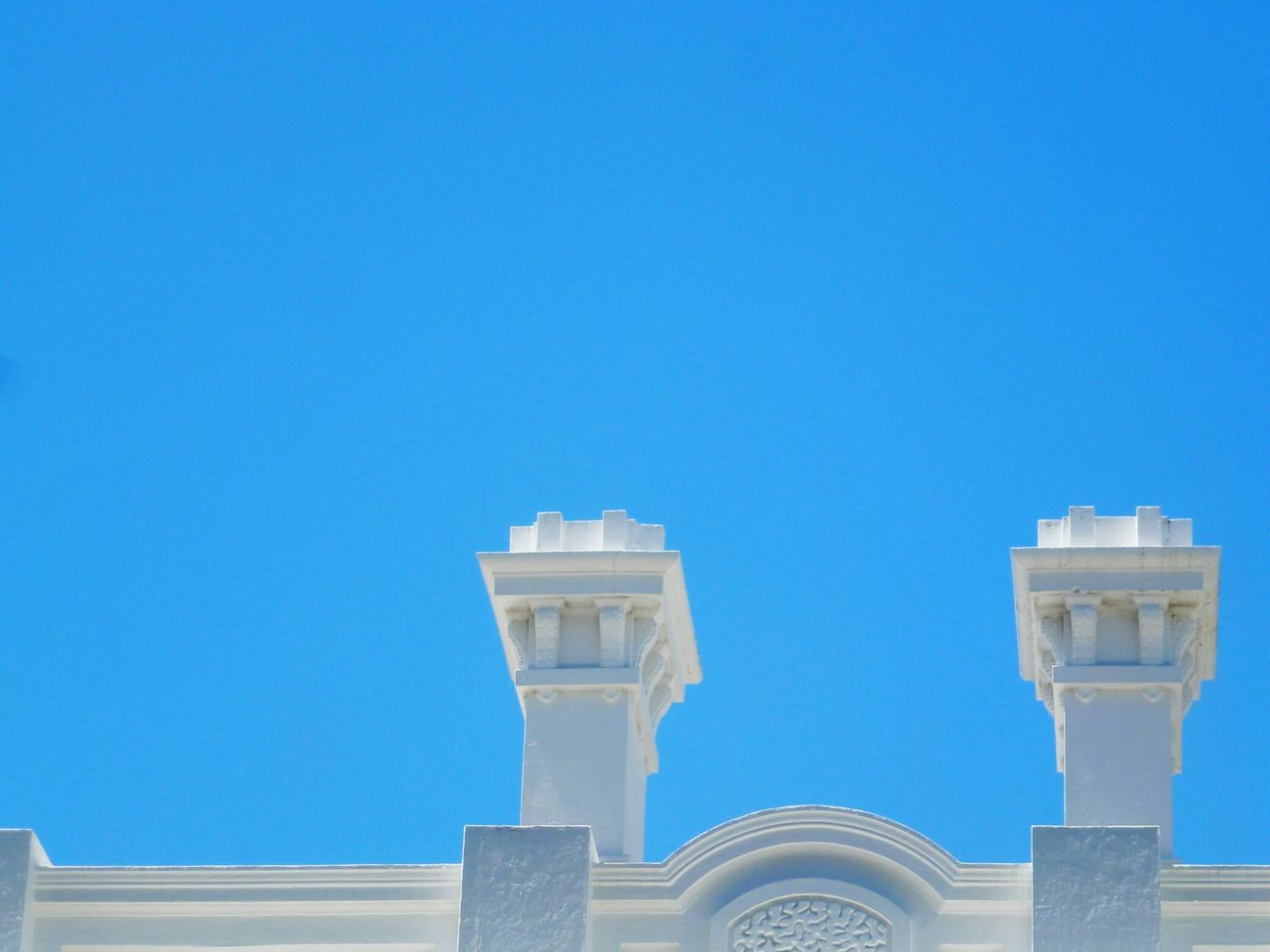 Blue Sky Memories Blue Sky Architectural Detail Architecture Arcitecturephotography Blue Cape Town Urban Geometry Architectural Details Fine Art Photography Fine Art Urban Escape Facades Geometric Shapes Geometric Lines Urban Exploration Lines And Shapes Urban Architecture Geometric Architecture Geometry Architecture Facade Architecture Photography