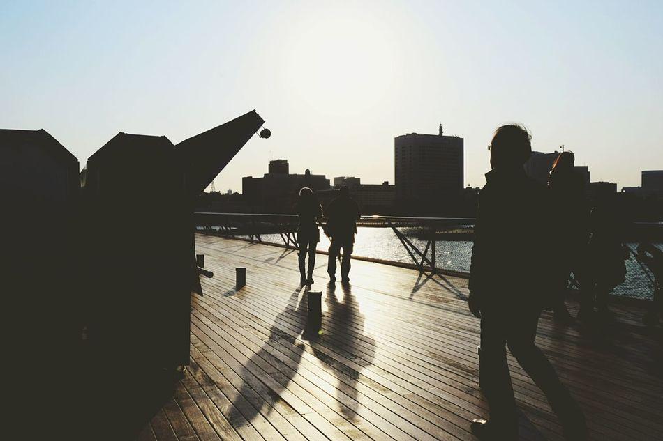 Silhouette Silhouette Sunset Open Edit EyeEm Tokyo Meetup 7