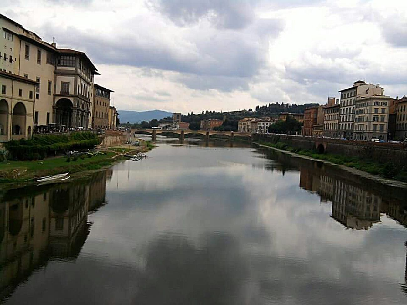 Fiumearno Pontevecchio Tree Art Nature River Mirror Arte_of_nature EyesEm Firenze Oldbridge