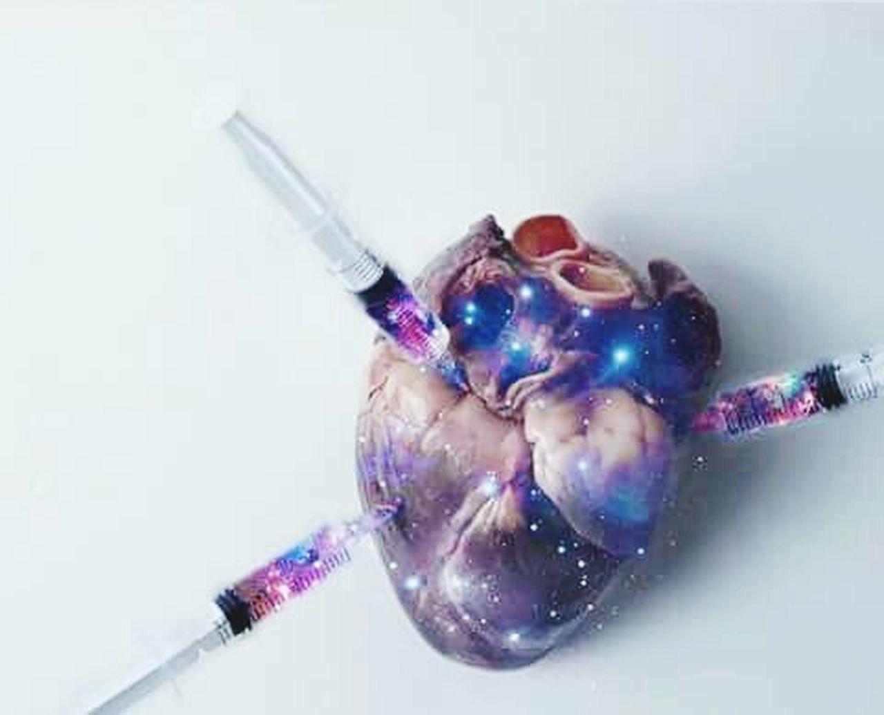 Universal heart Heart ❤ Unerversal
