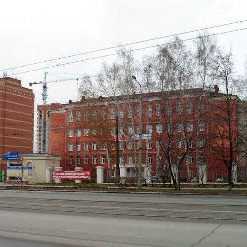 2013 -10, Новосибирск . сибирский политехнический колледж/ Novosibirsk. Siberian Polytechnic College.