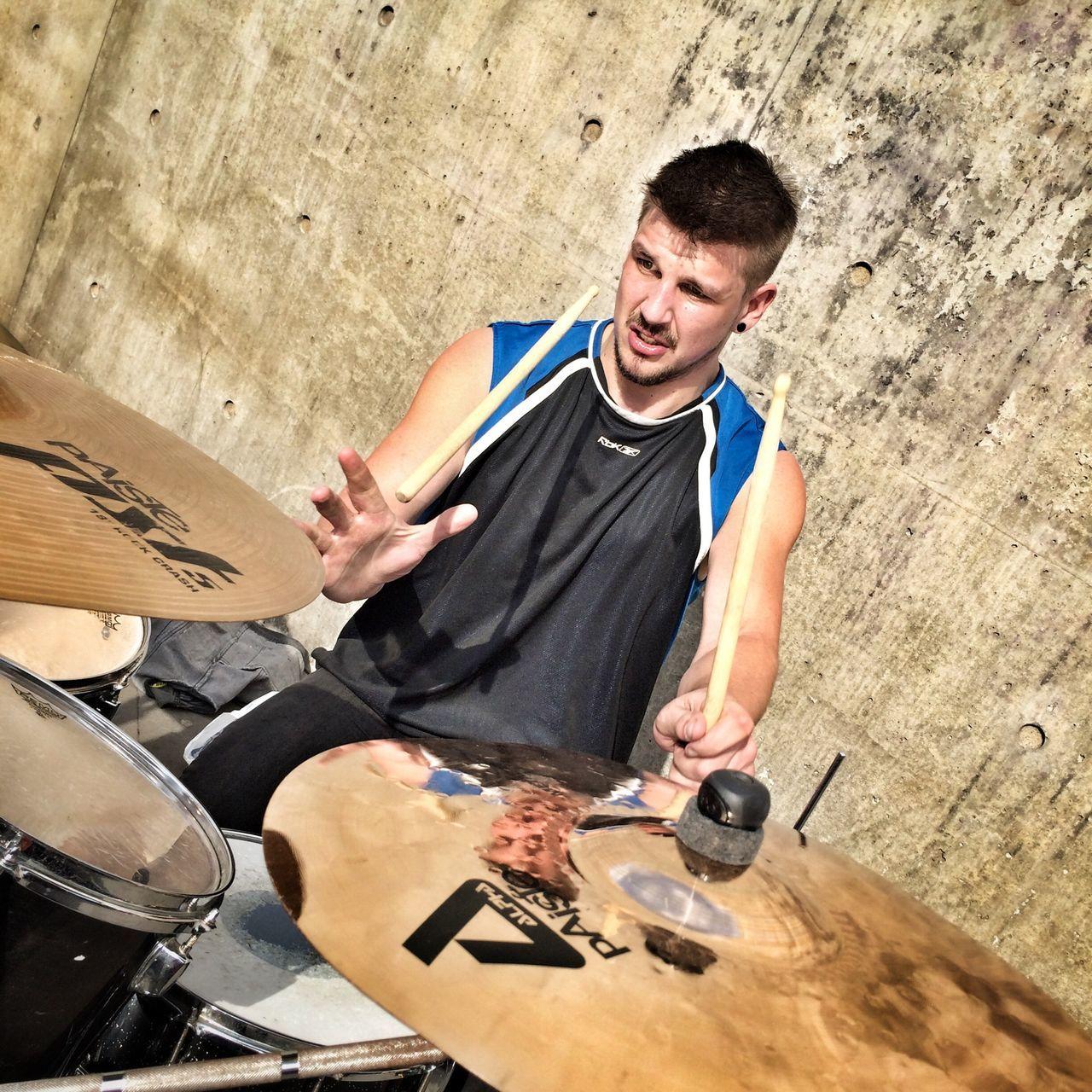 Shoot Share Learn Manchester, EyeEm Meet-up Manchester Drummer.