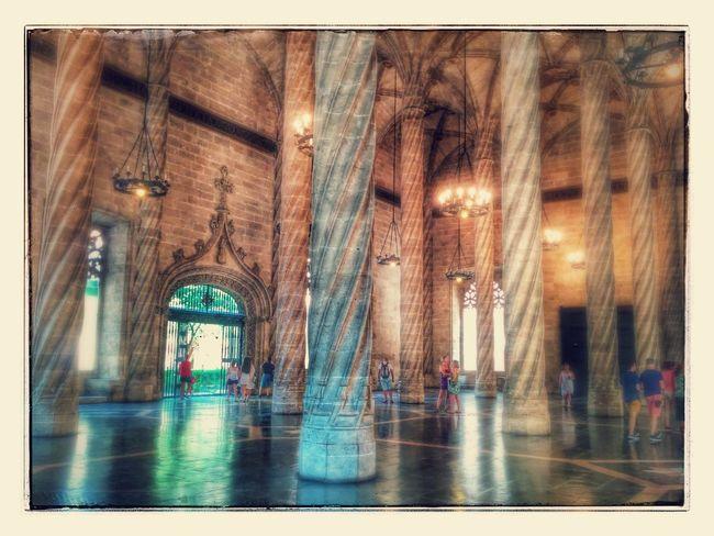 Lonja De La Seda Gothic Gotico