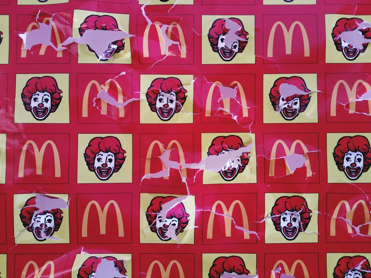 Wired World Macdonald's Pop Art Explore Fire In The Hole Non-western Script Getting Inspired Portrait The Founder Andy Warhol