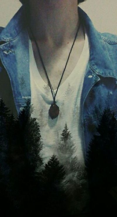 The Dark Forest Inside Me