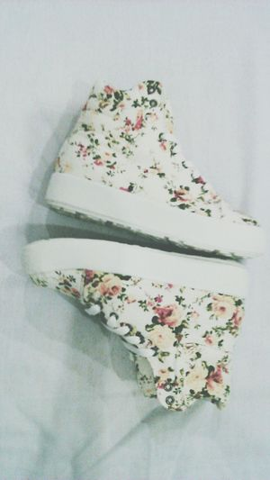 floral New Sneakers