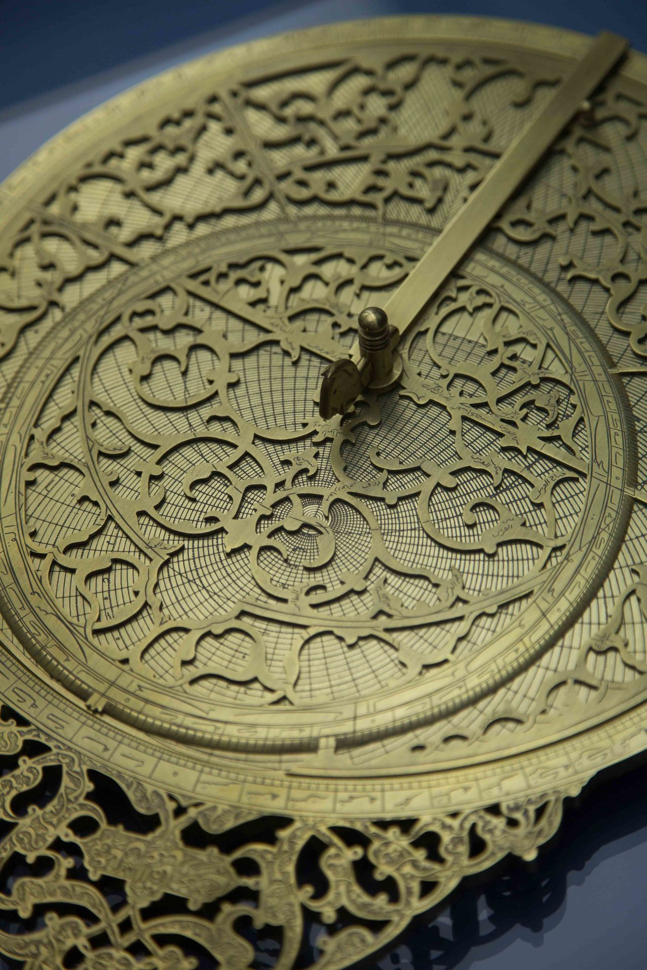 Close-up Craft Design Detail Gold Colored Histroic Intricate Ornate The Past