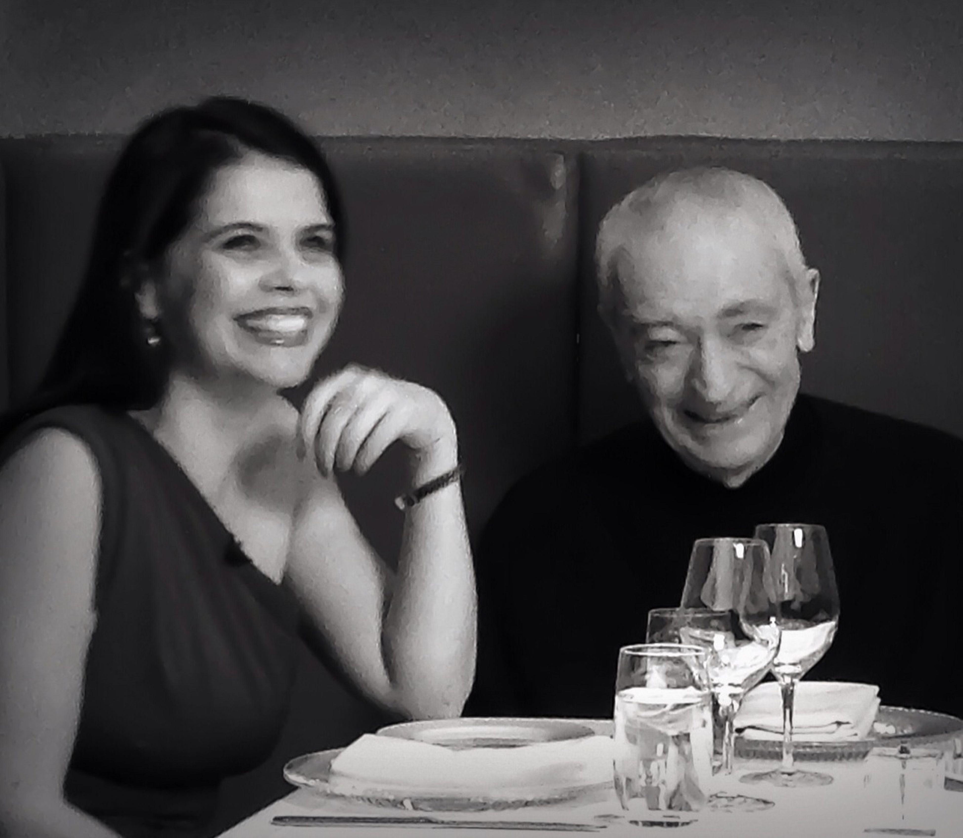 Brindiamo!™ | W/ Ornella Fado & Massimo Vignelli | SD26 | Manhattan
