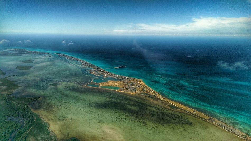 Beautiful stock photos of bahamas, Aerial View, Beach, Beauty In Nature, Blue