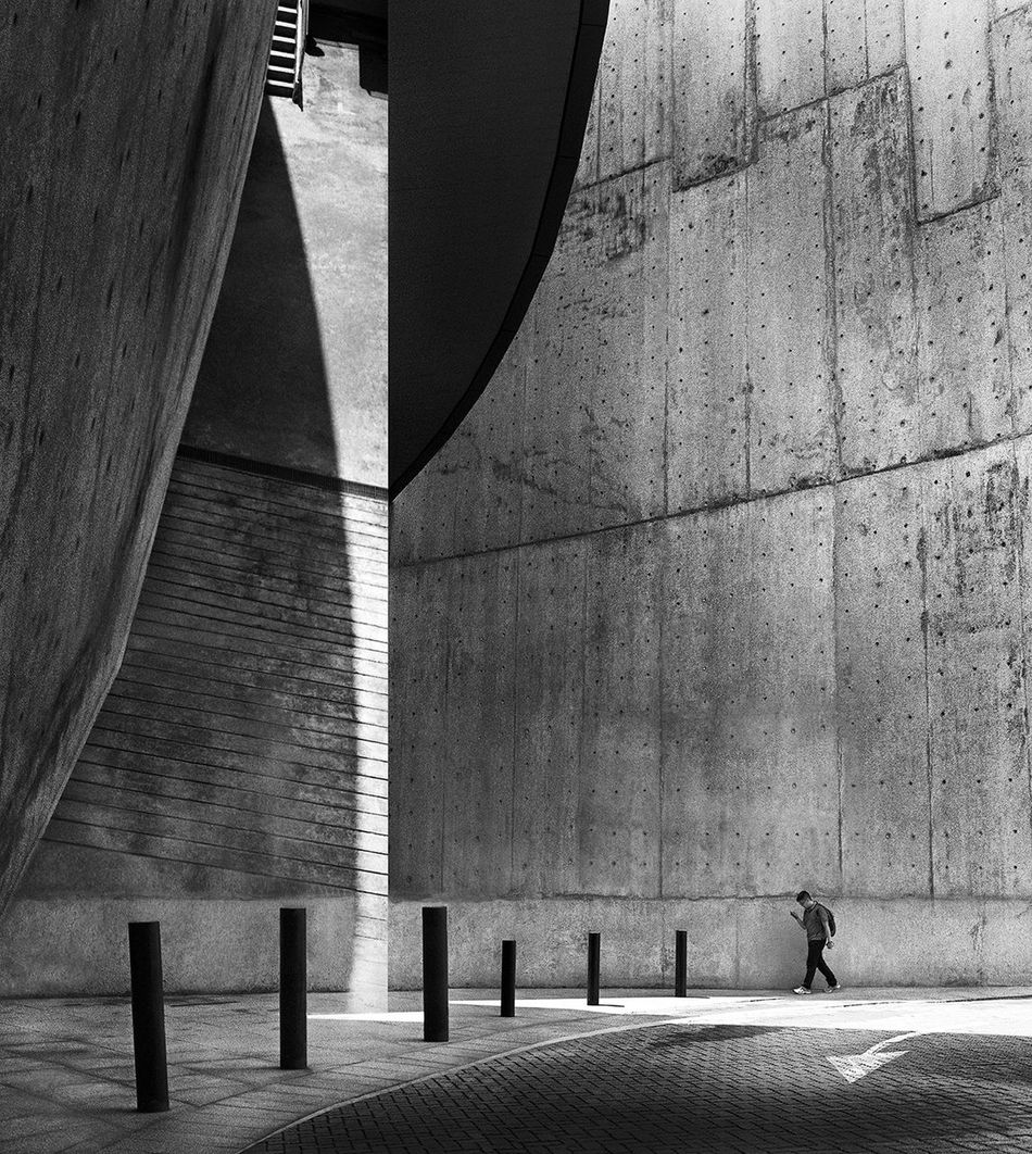 SPLACE #05 35mm Film Architecture ArchiTexture Blackandwhite Photography Geometric Abstraction Light And Shadow Splace The Architect - 20I6 EyeEm Awards Abstract Architecture Monochrome Photography