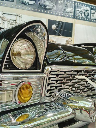 Car Lamp Car Car Exterior Retro Car Retro Style Retro Retrocars Car Design Crom Car Details Radiator Grille Headlamp Gaz Soviet Car Soviet Designe Madeinussr Made In USSR Crome  Chrome Plated Чайка газ