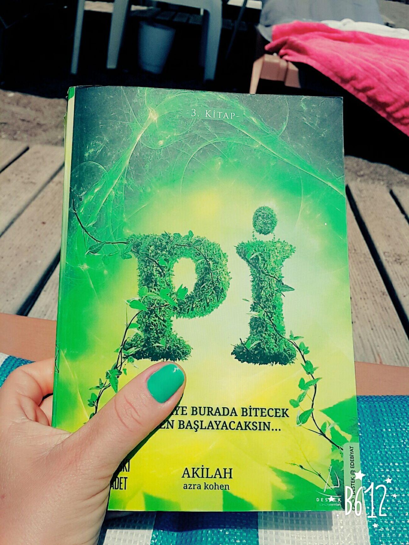 😄😉😅 Azrakohen Akilah Akilahfiçipi Kitapkurdu Kitap Kitapaski Enjoying The Sun Sunshine Antalya Todays Hot Look