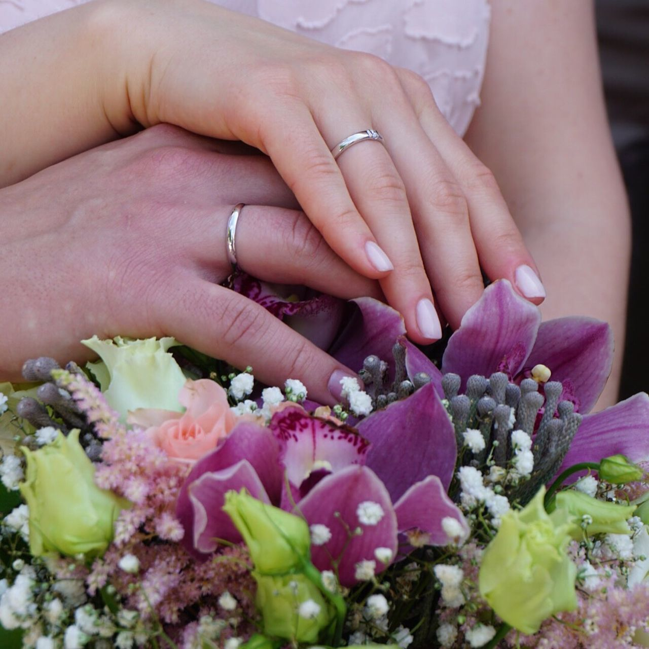 Human Hand Human Body Part Human Finger Only Women Nail Polish Ring Freshness Close-up Women Food Flower One Woman Only Healthy Eating One Person Indoors  Adult Adults Only People Day Married Start