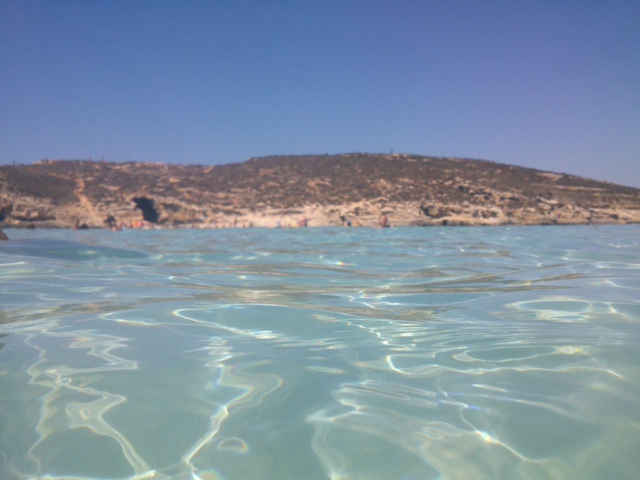 Belong Anywhere The Blue Lagoon, Comino Underwater Life Is A Beach