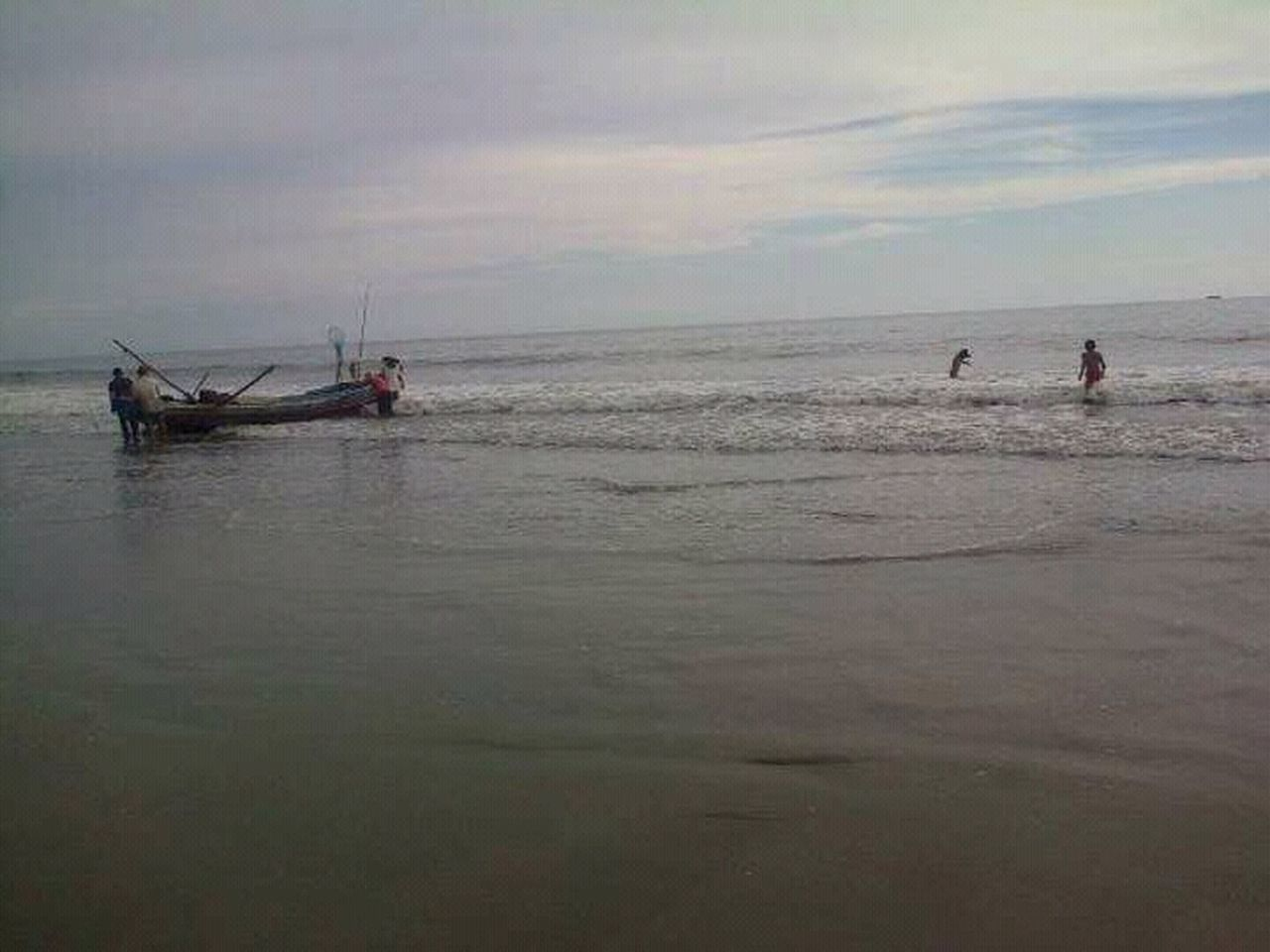 water, sea, nature, men, real people, sky, outdoors, beauty in nature, scenics, occupation, beach, fisherman, day, people, adult