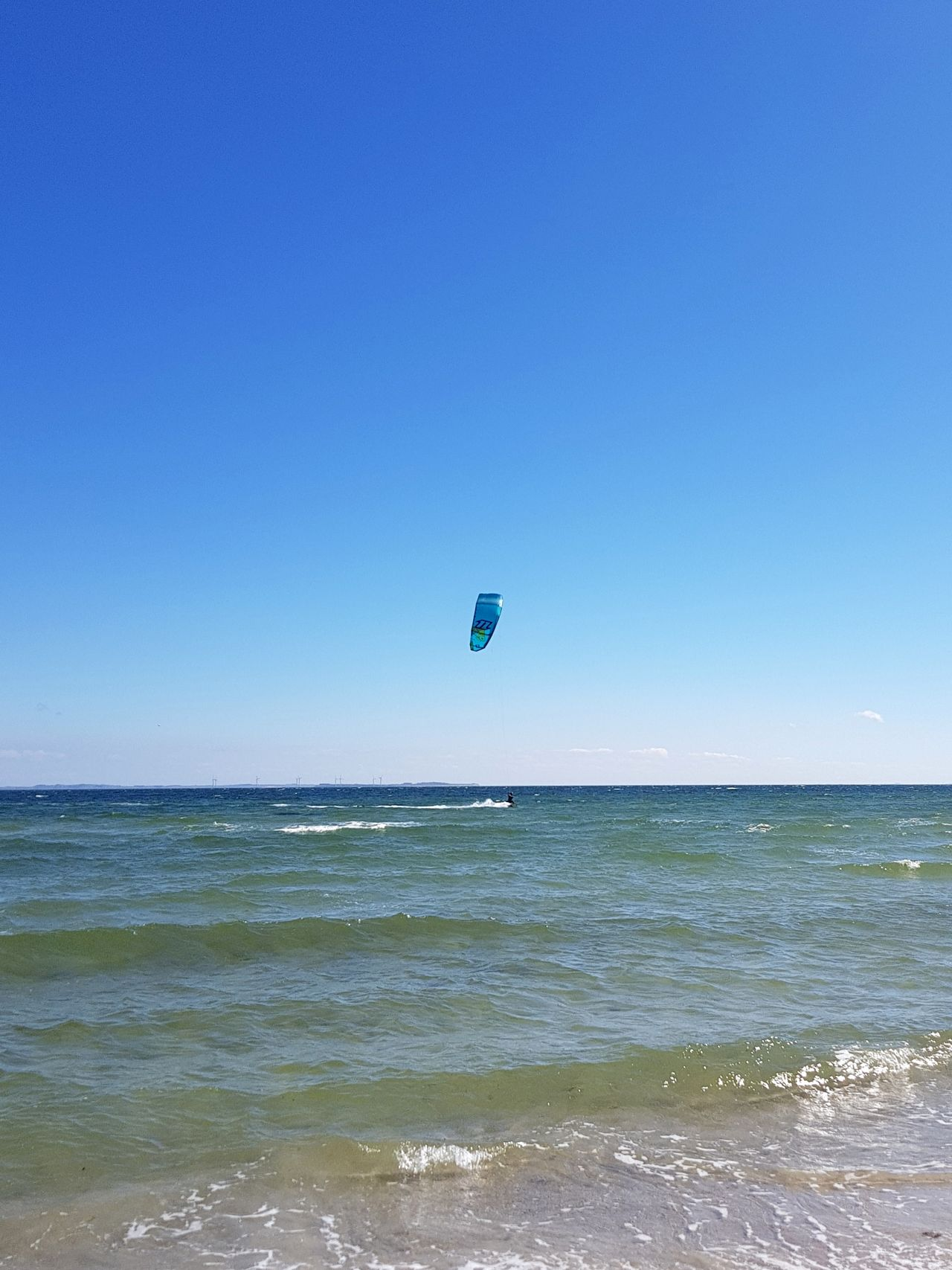 Seascape Sky Sea Beach Water Nature Sunny Wave Horizon Over Water Travel Destinations Clear Sky