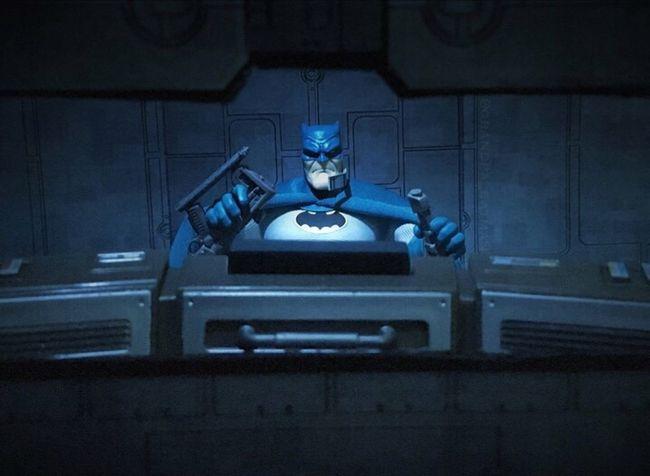 Batman Darkknightreturns DkR Toyphotography FrankMiller Batmobile Mezcotoyz One12collective