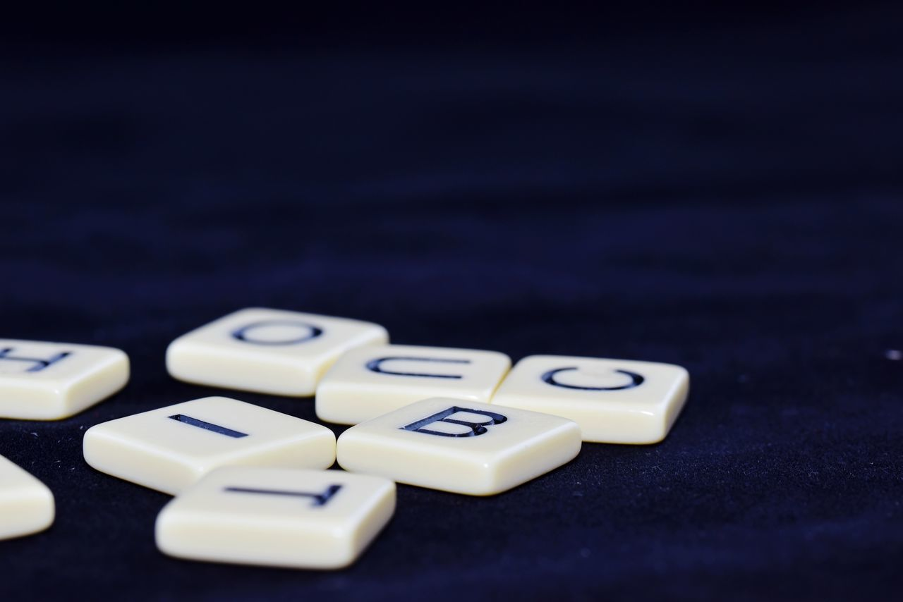 word game tiles with letters on them Background Backgrounds Close Up Bradley Olson Bradleywarren Photography Macro Copy Space Room For Text Fun Word Words Letter Letters Word Game Lettering Tile Tiles Game Games Scrabble Scrabble Tiles Creativity Recreation  Family Game Night Playing Family Friends Indoors  No People Close-up