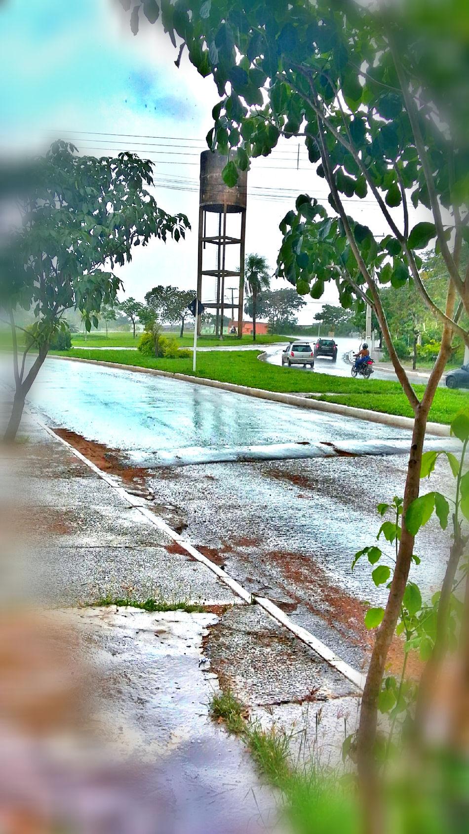 DeOntem! Chuva