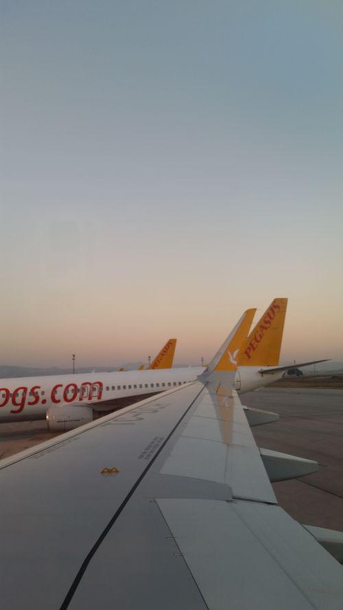 Pegasus Airlines Irantravel Turkey Istanbul  Beautiful World
