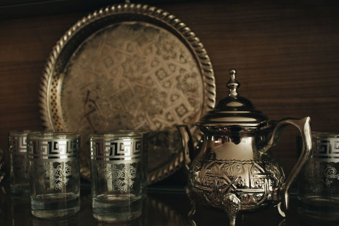 Indoors  Antique Table Close-up No People Germany Frankfurt Am Main EyeEmNewHere The Week On EyeEm Oriental Oriental Style Oriental Design Oriental Colours Oriental Art Morocco Atay