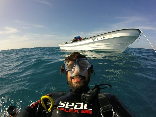 Job Of The Day Water Sea Life SeaC Boat EyeEm Gallery Aqualung Life!