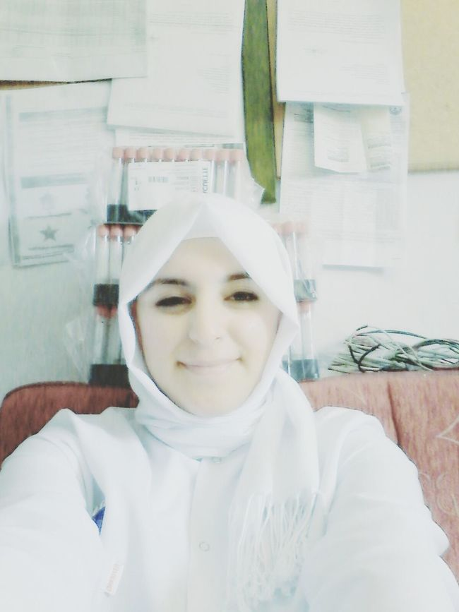 Hi! Nurse Working Tired