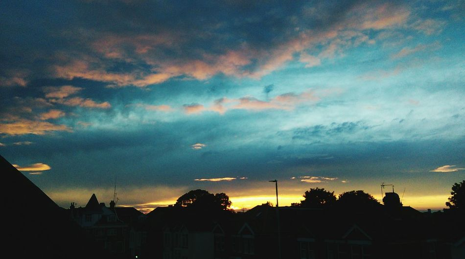 Myview Dramaticsky Brushing In The Sky Magic Kingdom Sharinglove Love ♥ HuaweiP9