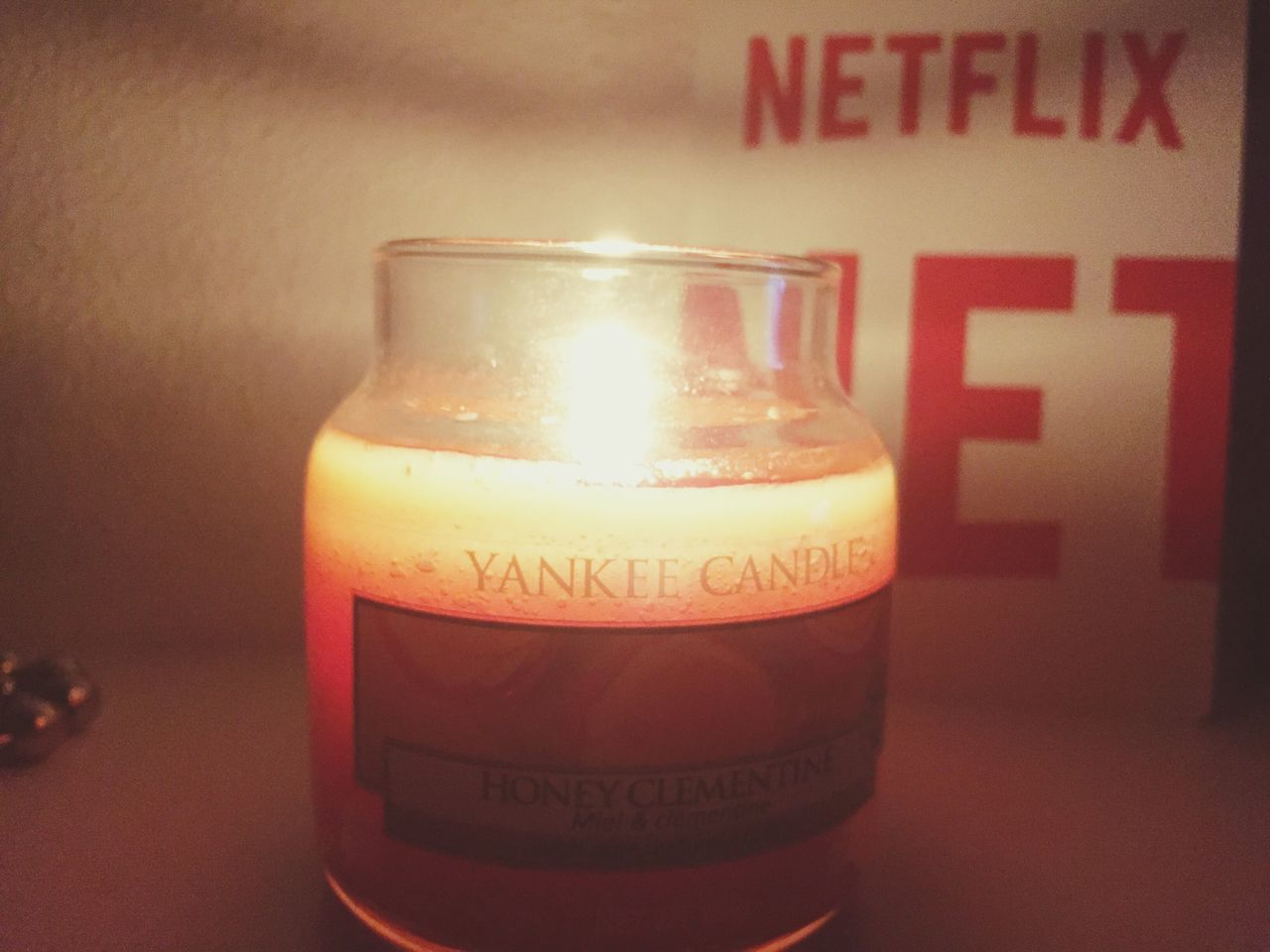 Lieblingsteil Yankee Candle Netflix House Relaxing Architecture good night world