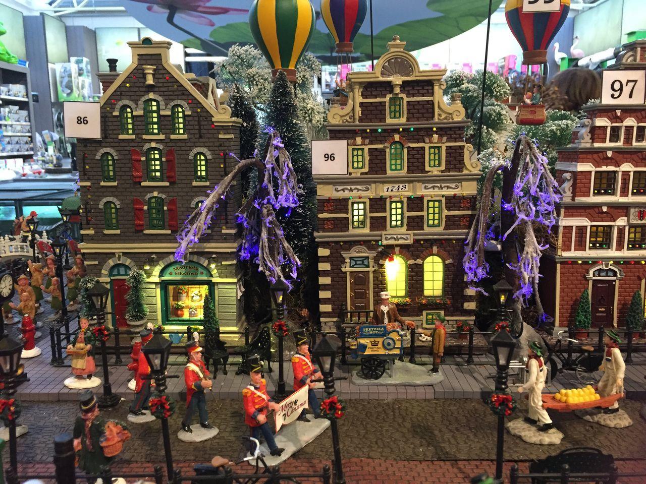 Christmastime Christmas Decorations