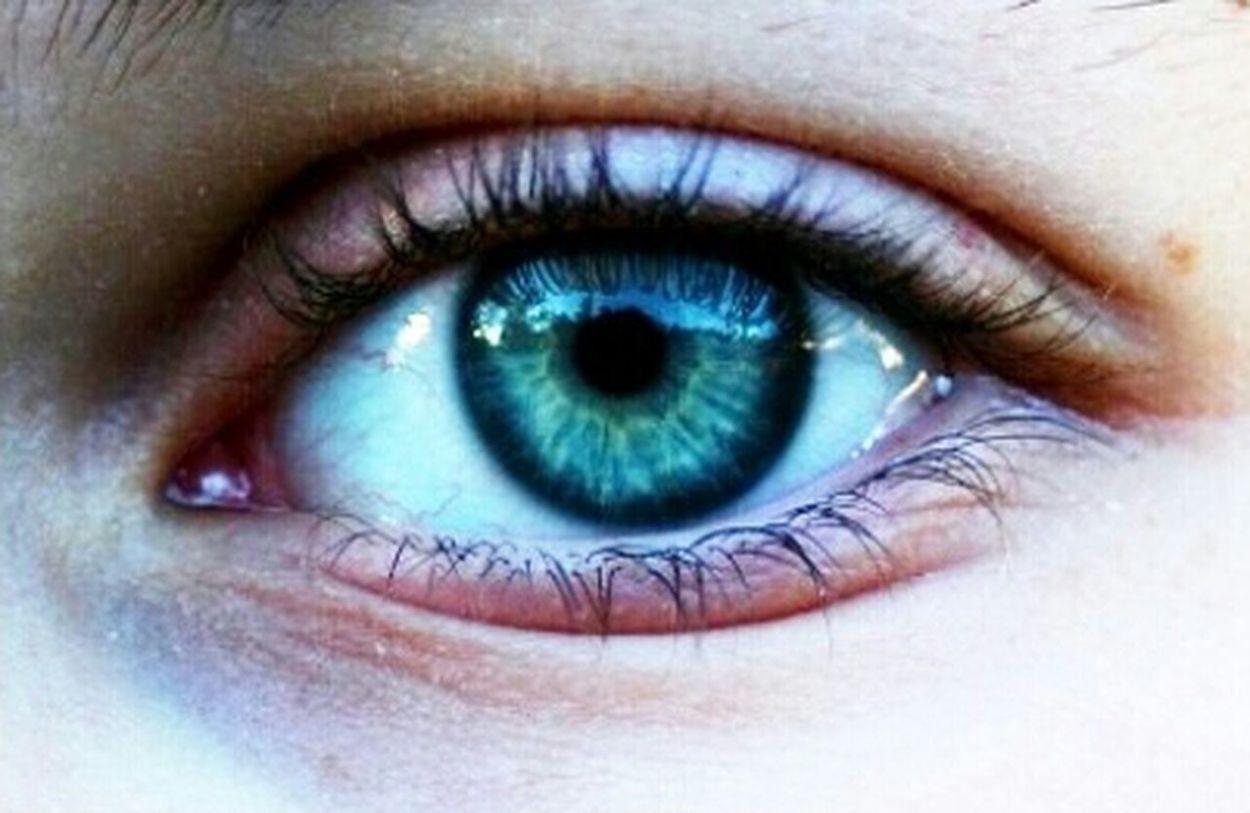 Eyes Blue Eyes People Girl