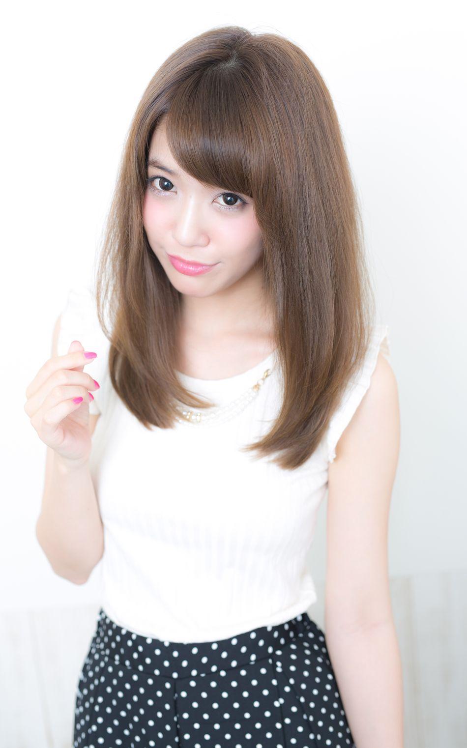 Japan Hairstyle Japanese Girl 美容室 箕面 Hair