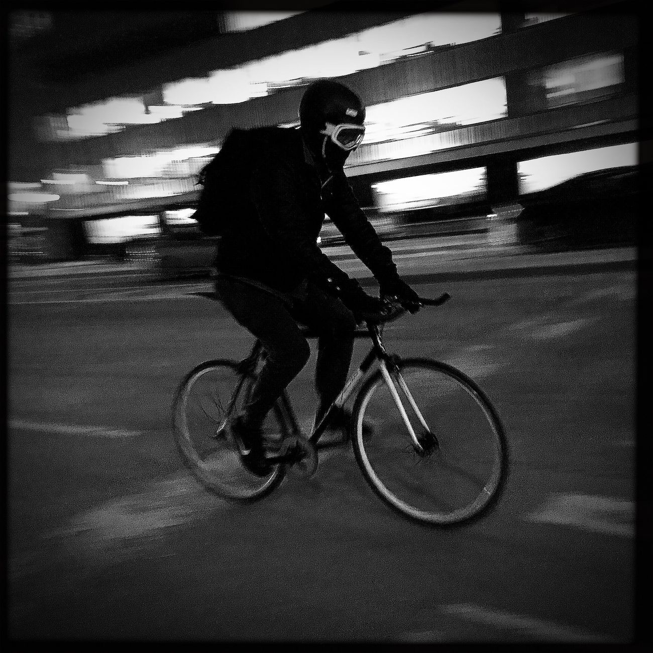Speedy delivery. Bicycle Cycling On The Move Transportation Full Length One Person Mode Of Transport One Man Only Land Vehicle Only Men Riding Helmet Speed Real People Headwear Lifestyles Motion Cycling Helmet Men City Photojournalism Streetphotography Reportage Shootermag