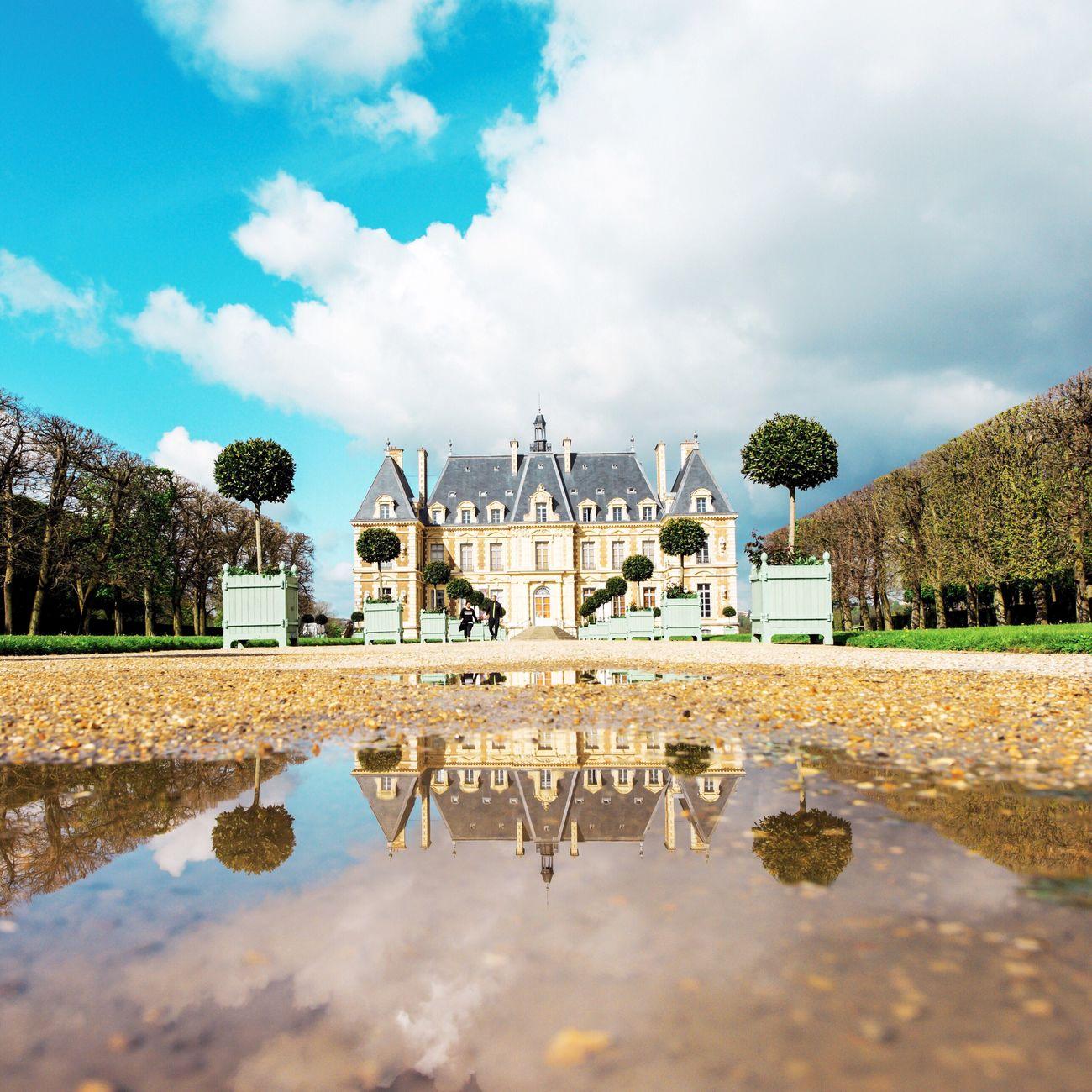 Good Evening Paris! Bonsoir Paris Cloud - Sky House Eyem Best Shot - Architecture Photooftheday EyeEm Best Shots Paris Parisweloveyou Sceaux