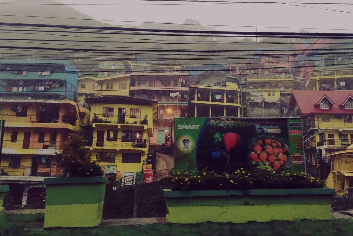 Hidden Gems  Strawberry Farm in Baguio City Houses Above The Clouds On Top Of The World Eyeem Philippines FilipinoStreetPhotographers Everyday Lives Streetphotography Localscene EyeEm Gallery EyeEm EyeEm Diversity