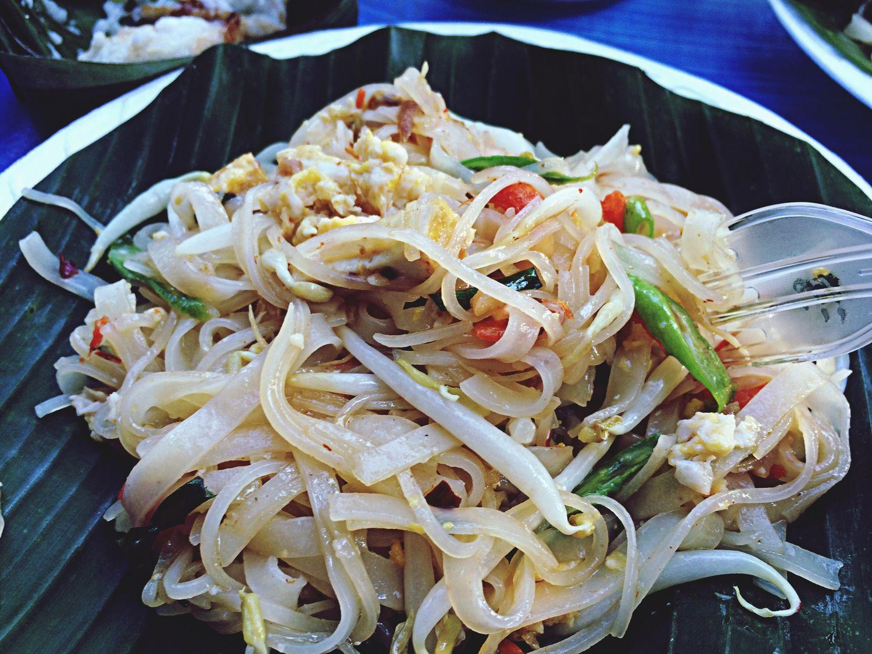 Pudthai ThaiFoodGoodTaste Yummy my breakfast