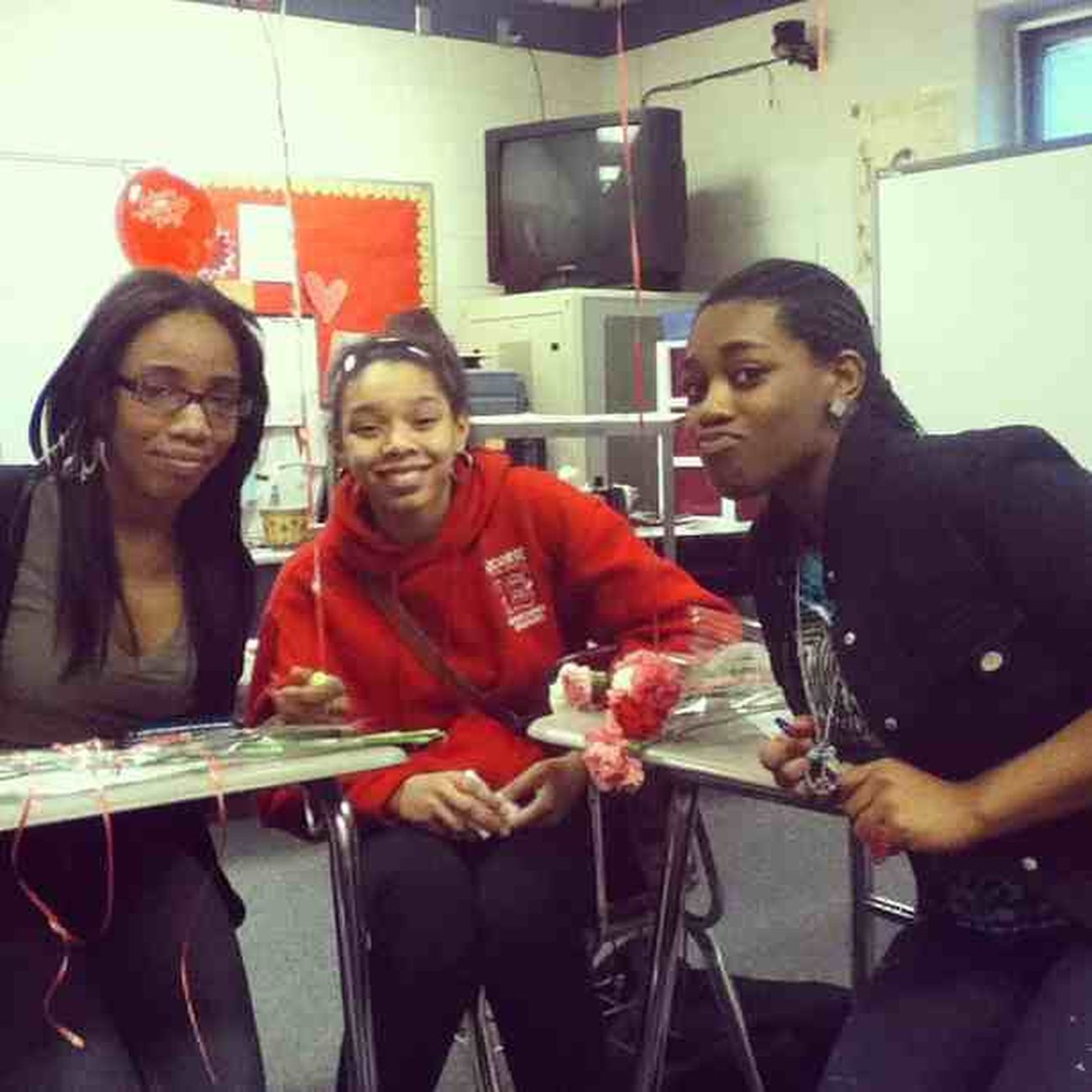 me kennyetta and daliea(: