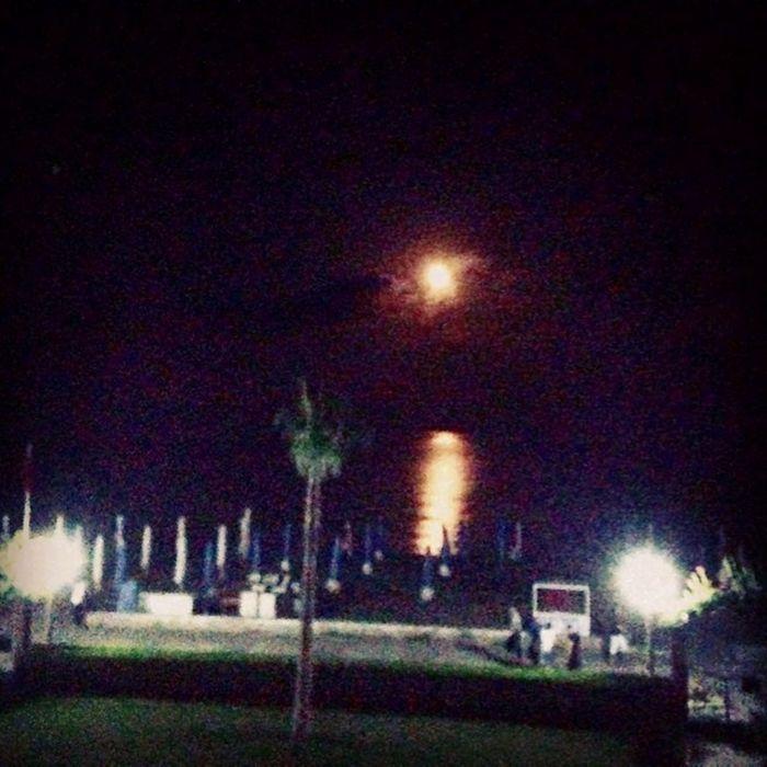 Ay ışığı Mehtap Dolunay