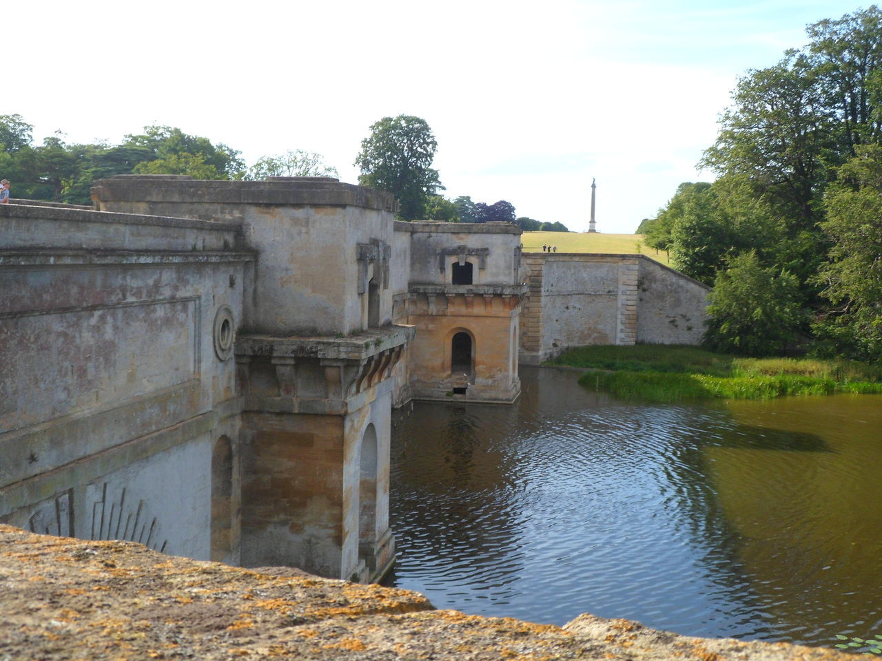 water, architecture, built structure, tree, history, no people, sky, outdoors, day, building exterior, nature