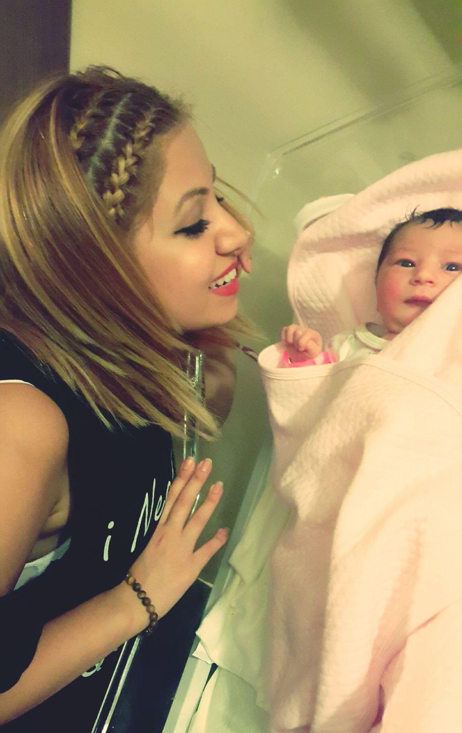 Yesin halası onu 🙈😍😘💕👶👶 Bebeğim  Bebek ❤ Kuzum Halasınınbalkızı Halasınıngülü Aşk Baby ❤ Melek👼👼👼
