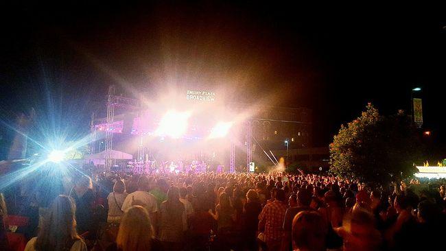The Essence Of Summer- 2016 EyeEm Awards Outside Concert