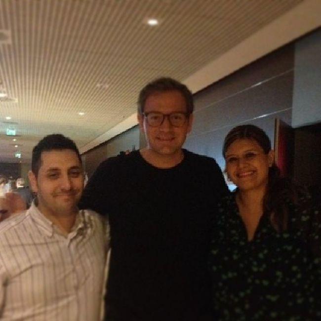 Alla conferenza Gsc2014 con Marcela Gandara e suo marito Bryce Manderfield. Salvocaldarellatrips
