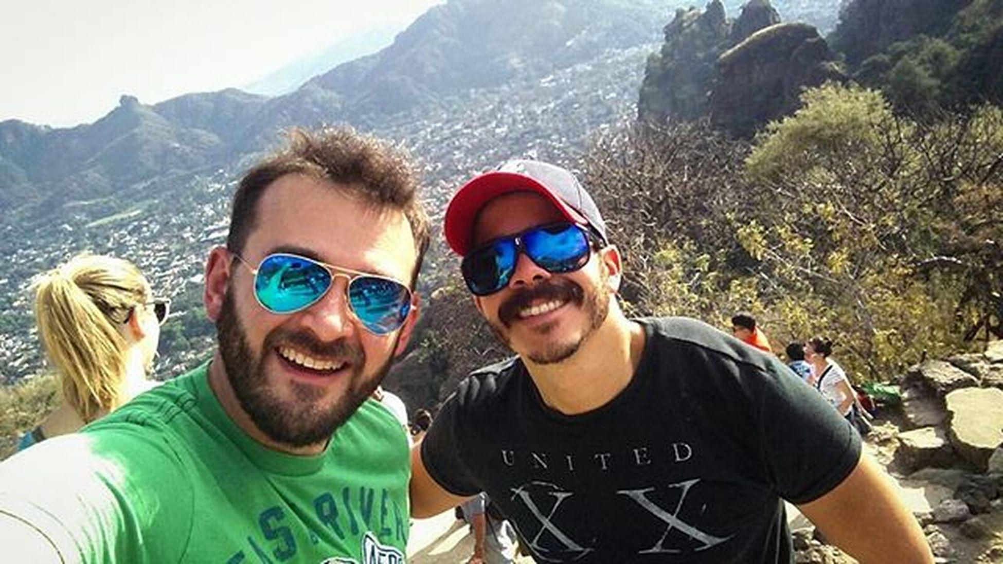 Saludos desde el Tepozteco! Chocoaventura con Rodo! Tepoz Amigos Tepozteco Puebleando Ahjijo Quecas