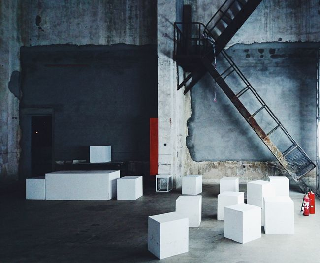 on time show Warehouse Large Group Of Objects Architecture No People Fashion Design Fashion Photography Fashion Show