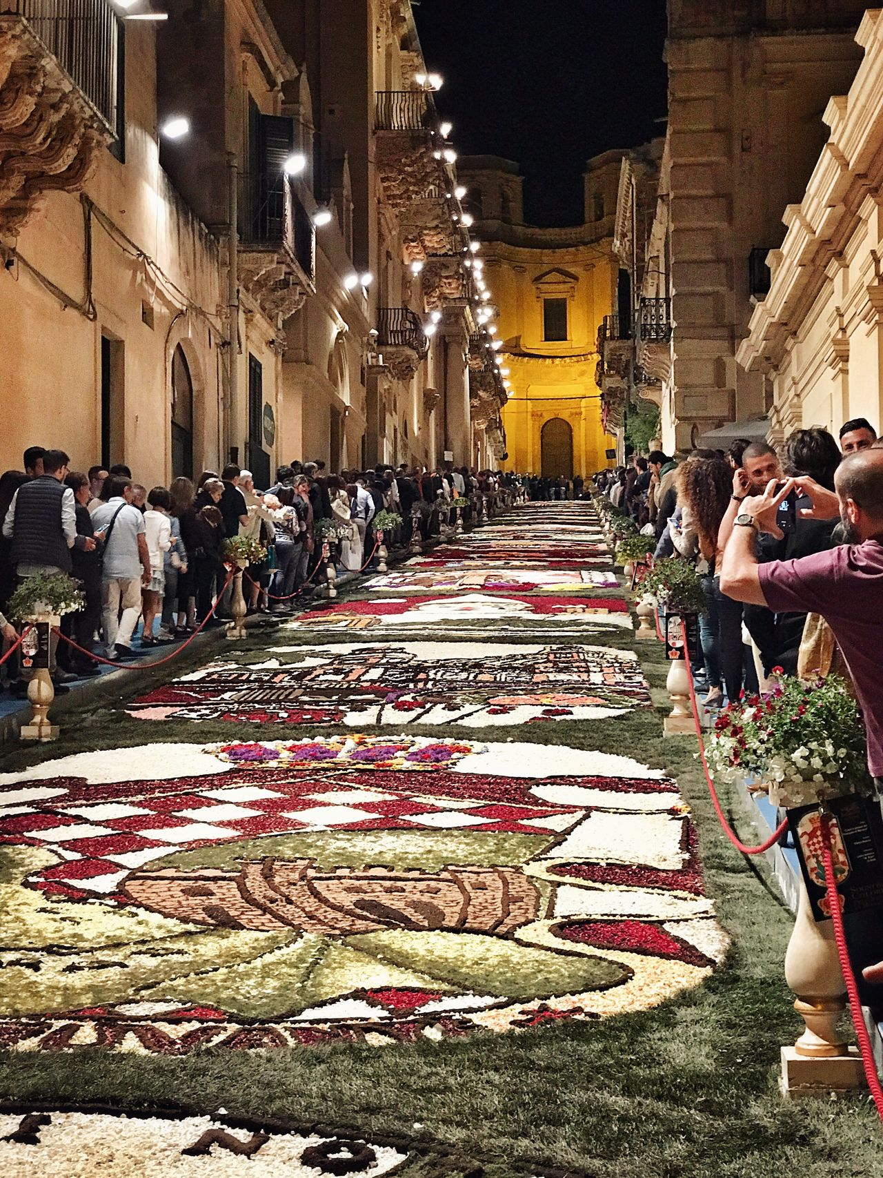 Noto Flower Festival 2017 Costa Orientale - Sicilia Large Group Of People Architecture Built Structure Building Exterior Night Real People History Men Outdoors Women Illuminated Crowd People Adult Adults Only Festival Festival Season Flower Flowers Flower Collection Flowers,Plants & Garden Flowers, Nature And Beauty The Architect - 2017 EyeEm Awards Live For The Story The Street Photographer - 2017 EyeEm Awards