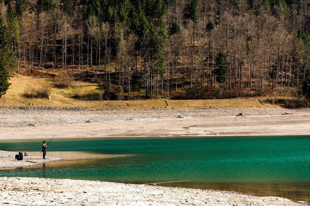 Klöntalersee See Bergsee Beauty In Nature Greenwater Nature Photography NatureIsBeauty Outdoors Day Canonphotography